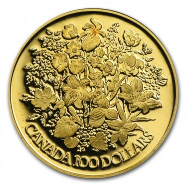 Zlatá mince 25. výročí vlády královny Alžběty II.