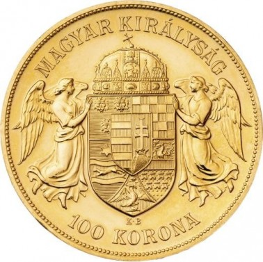 100 koruna FJ I. 1908 Novoražba č.2